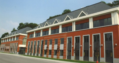 Ogeo Fund Arsenal Building