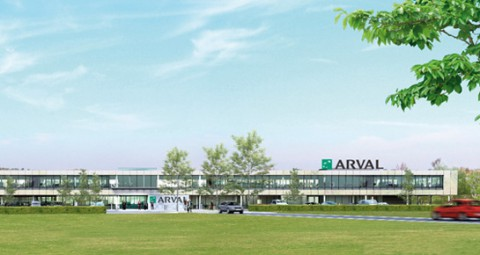 "Integrale Zaventem Building ou ""immeuble Arval"""